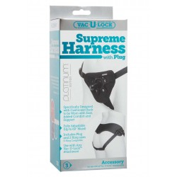 Cintura Strap-On VAC-U-LOCK PE SUPREME HARNESS